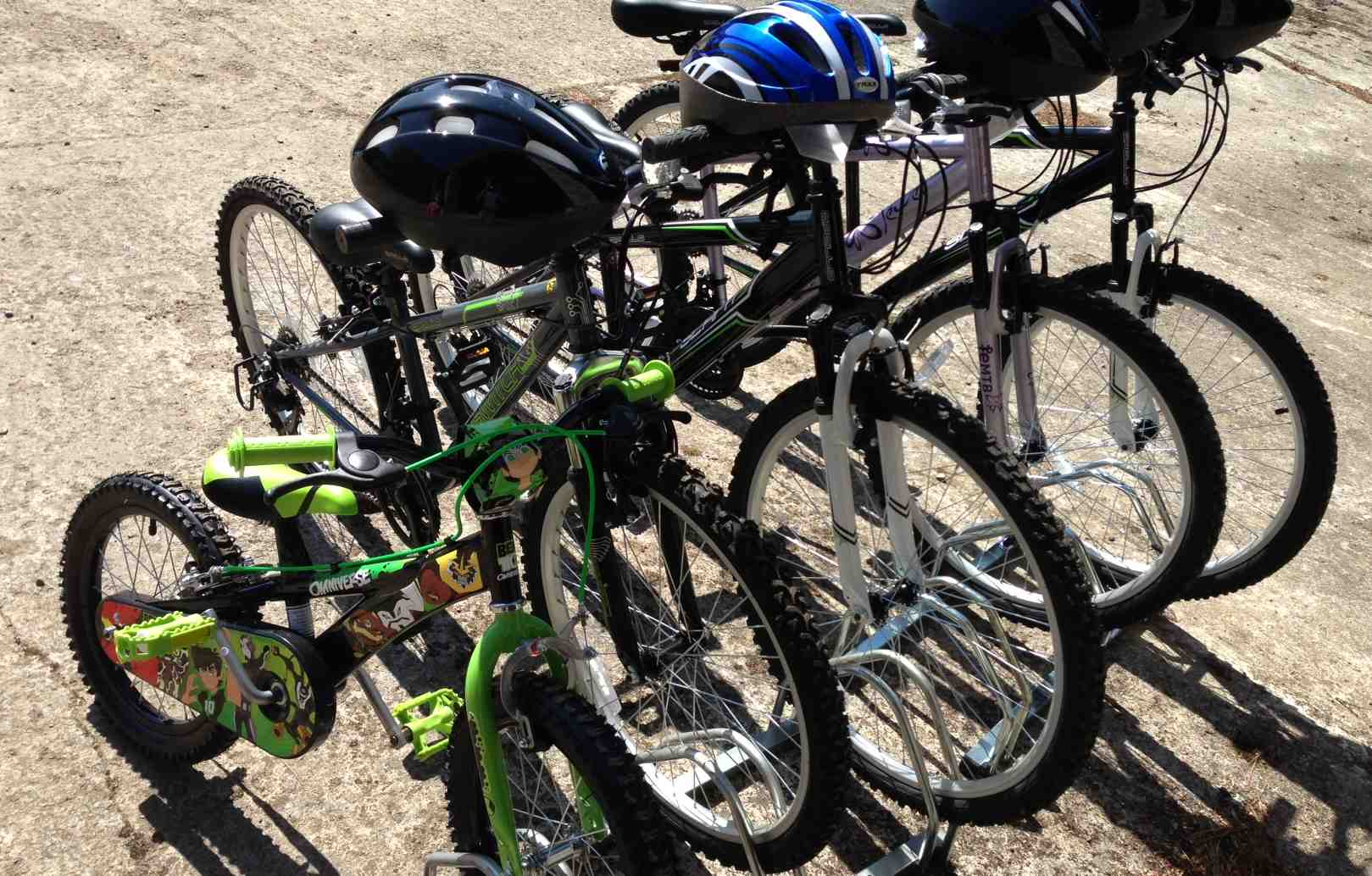 Trewinnard Holiday Cottages | Bicycles